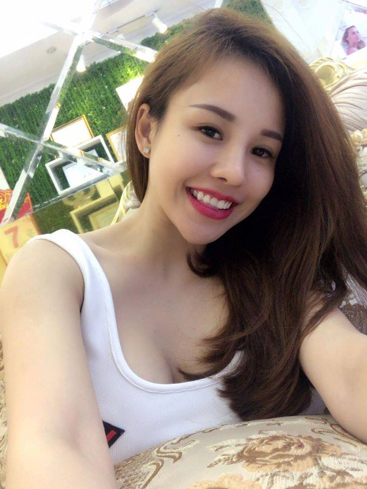 su that gay soc ve hot girl sieu vong 1 tai bai bien sam son hinh anh 3