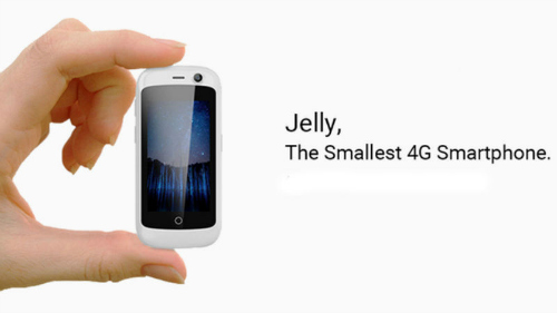 jelly - smartphone android nho nhat the gioi ho tro ket noi 4g hinh anh 1