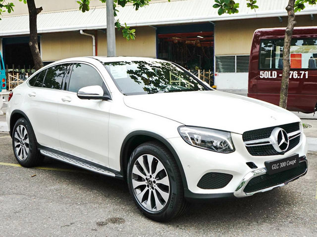 mercedes glc 300 coupe gia 2,9 ty dong o viet nam hinh anh 1