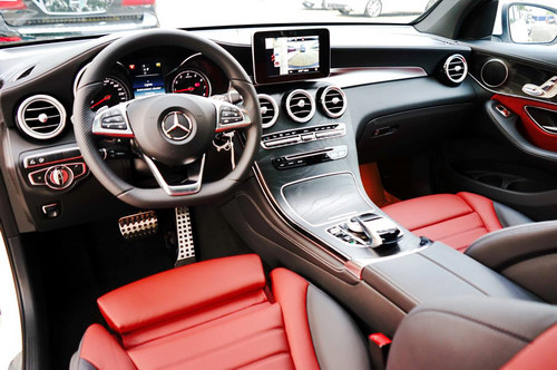 mercedes glc 300 coupe gia 2,9 ty dong o viet nam hinh anh 3