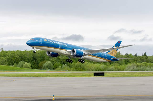 vietnam airlines don nhan may bay boeing 787-9 dreamliner thu 11 hinh anh 2