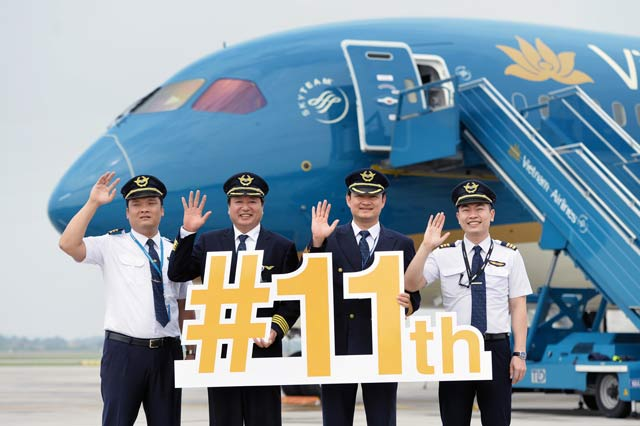 vietnam airlines don nhan may bay boeing 787-9 dreamliner thu 11 hinh anh 7