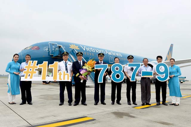 vietnam airlines don nhan may bay boeing 787-9 dreamliner thu 11 hinh anh 6