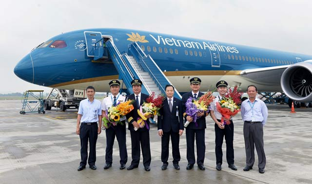 vietnam airlines don nhan may bay boeing 787-9 dreamliner thu 11 hinh anh 5