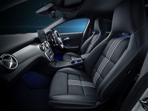 mercedes cla phien ban star wars gia 1,01 ty dong hinh anh 4