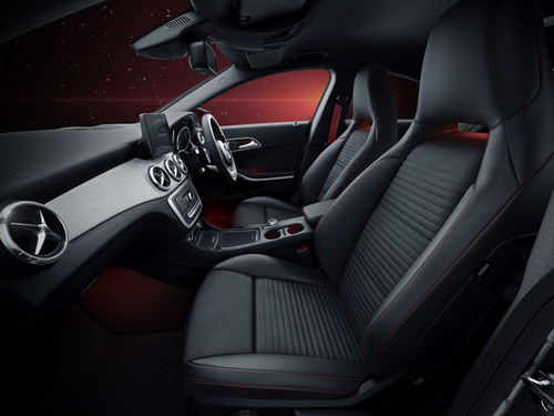 mercedes cla phien ban star wars gia 1,01 ty dong hinh anh 5