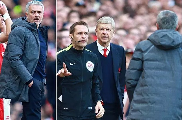 "can canh wenger va mourinho ""khau chien"" tai emirates hinh anh 1"