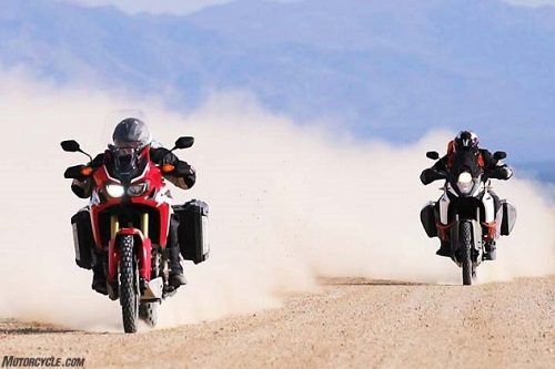 lua chon ktm 1090 adventure r hay honda crf1000l africa twin? hinh anh 2