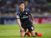 Real rao ban James Rodriguez voi gia 64 trieu bang