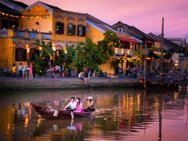 10 thanh pho bien co chi phi thap nhat the gioi, trong do co Hoi An