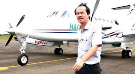 tiet lo gia may bay king air350 bau duc co the ban hinh anh 1