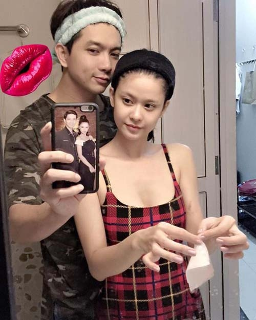 chi vo chong truong quynh anh moi co the khien fan choang den the hinh anh 9