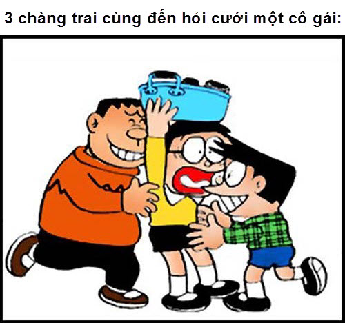 """doremon che: muon thanh cong, phai co... """"tay trong"""" hinh anh 1"""