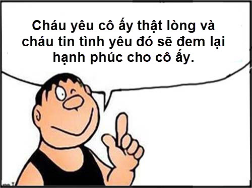 """doremon che: muon thanh cong, phai co... """"tay trong"""" hinh anh 3"""