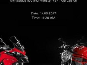 "o to - Xe may - Ducati Multistrada 950 va Monster 797 sap ""len ke"""