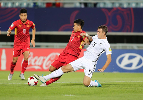 "trong tai khien u20 viet nam ""roi"" chien thang truoc u20 new zealand hinh anh 1"
