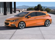 o to - Xe may - Chevrolet Cruze 5 cua may dau co gia 560 trieu dong