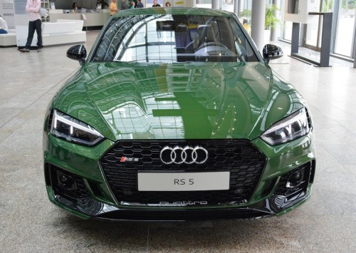 doc dao chiec audi rs5 coupe phien ban dac biet hinh anh 1