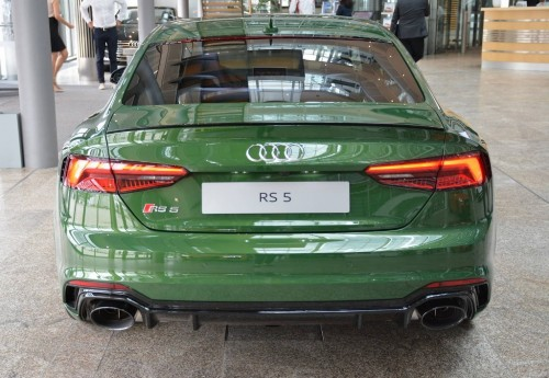 doc dao chiec audi rs5 coupe phien ban dac biet hinh anh 2