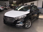 o to - Xe may - Hyundai Tucson 2017 ve Viet Nam voi bo mam moi