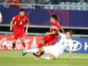 "The thao - BLV Quang Huy: ""U20 Viet Nam thua it U20 Phap la tot roi"""