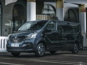 o to - Xe may - Renault Trafic SpaceClass: doi thu Mercedes V-Class