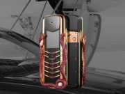 Vertu ra mat Cobra Limited Edition, gia hon 8 ty dong