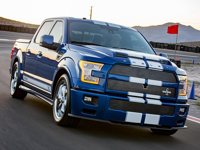 """sieu ban tai"" shelby f-150 super snake 2017 gia 2,2 ty dong hinh anh 1"