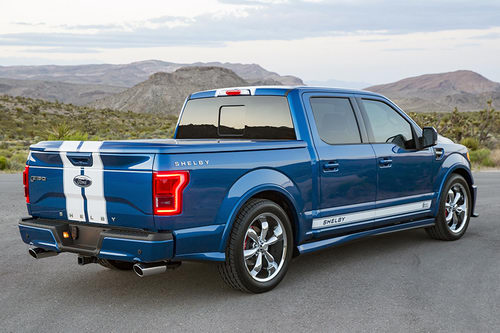 """sieu ban tai"" shelby f-150 super snake 2017 gia 2,2 ty dong hinh anh 3"