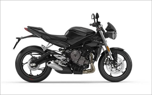 "triumph street triple 765 s sap ""do bo"" thi truong an do hinh anh 1"