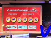 Kinh te - Ve trung Jackpot 112 ty dong duoc phat hanh tai dai ly Mai Hoang Ngan (Ha Noi)
