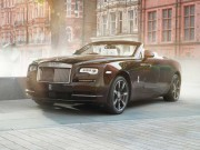 Rolls-Royce Dawn Mayfair Edition dac biet nhat the gioi