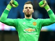 The thao - M.U ra dieu kien ban De Gea cho Real Madrid