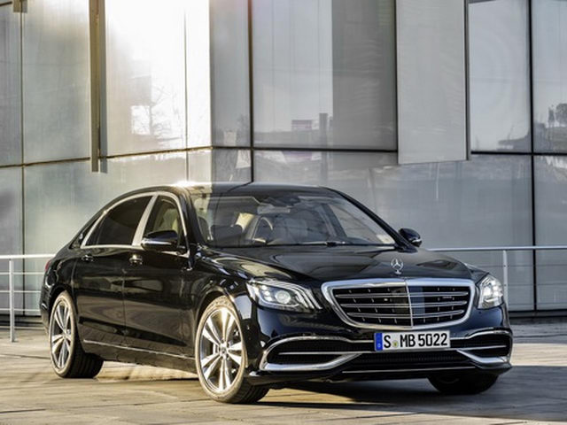 mercedes-benz s-class 2018 co gia tu 2,24 ty dong hinh anh 1