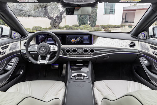 mercedes-benz s-class 2018 co gia tu 2,24 ty dong hinh anh 3