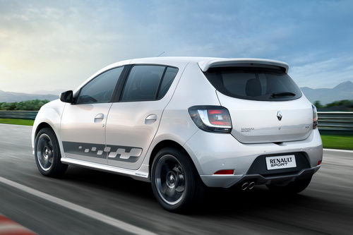 renault sandero rs 2.0 co gia chi 439 trieu dong hinh anh 3
