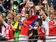 "The thao - Clip: Sanchez va Ramsey ""no sung"" giup Arsenal vo dich FA Cup"