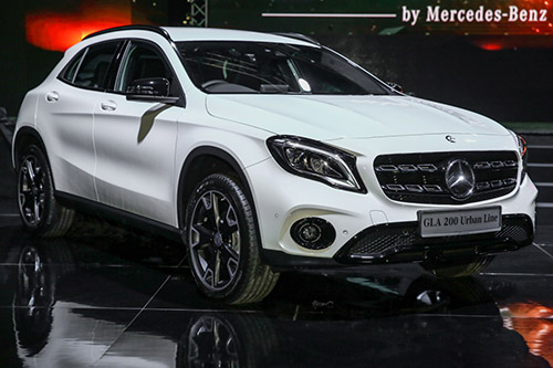 mercedes-benz gla 2018 xuat hien, gia tu 1,26 ty dong hinh anh 1
