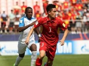 The thao - U20 Viet Nam lap ky luc buon o vong bang U20 World Cup
