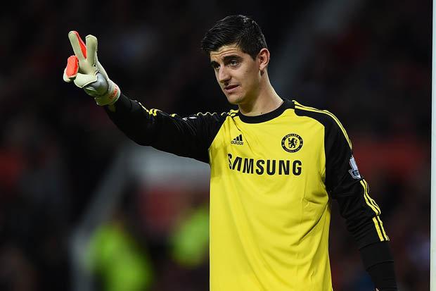 chot tuong lai, courtois khien real buon long hinh anh 1