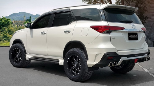 ngam toyota fortuner manh me voi goi do vazooma-x hinh anh 2