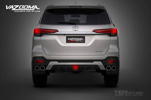 ngam toyota fortuner manh me voi goi do vazooma-x hinh anh 4