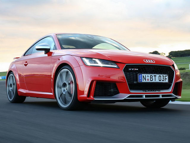 audi tt rs 2017 co gia tu 2,3 ty dong hinh anh 1