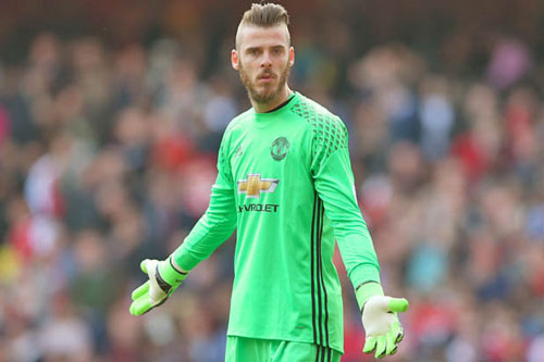 "m.u dung ""bom tien"" can duong de gea sang real hinh anh 1"
