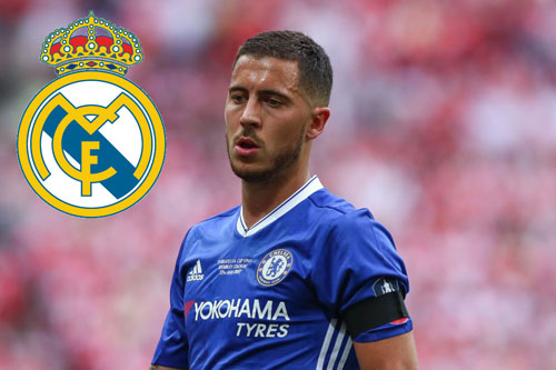 "real an dinh thoi gian ""cuop"" hazard khoi tay chelsea hinh anh 1"
