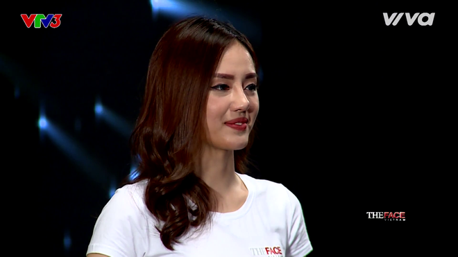 the face: lo dien thi sinh dep nhu sinh doi voi tam tit hinh anh 1