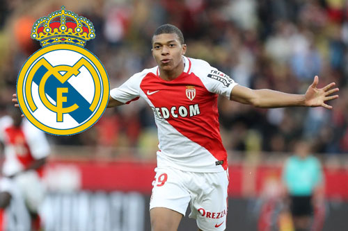 "dung ""doc chieu"", real so huu kylian mbappe truoc mui arsenal hinh anh 1"