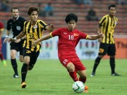 "The thao - AFF de mac Malaysia ra ""luat rung"" bong da o SEA Games"
