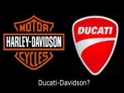 Harley-Davidson co the mua lai Ducati