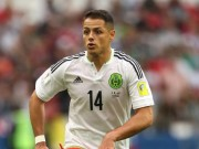 The thao - Chicharito dat muc tieu vo dich FIFA Confederations Cup